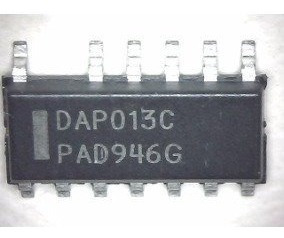 Dap013c Smd - Dap013 - Novo