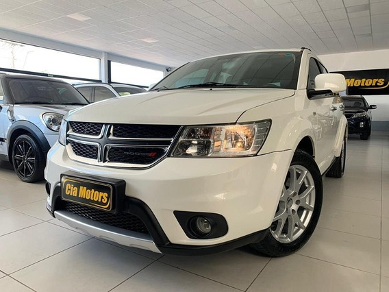 Dodge Journey 3.6 Rt V6 Gasolina 4p Automático