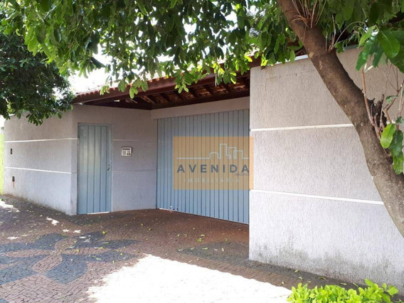 Chácara Com 4 Dormitórios À Venda E Locação Santa Terezinha - Paulínia/sp - Ch0116