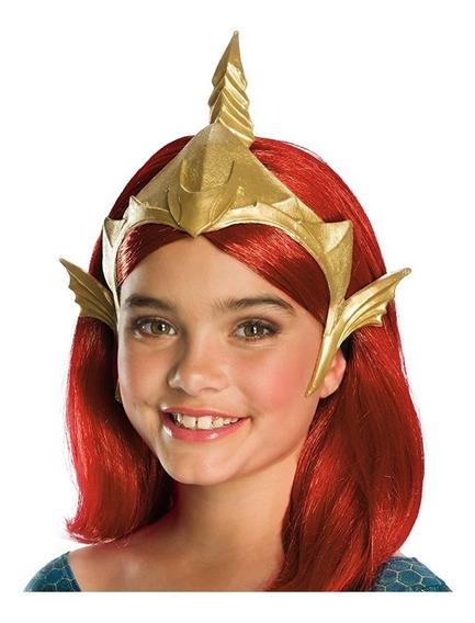 Disfraz Niña Tiara Mera Aquaman