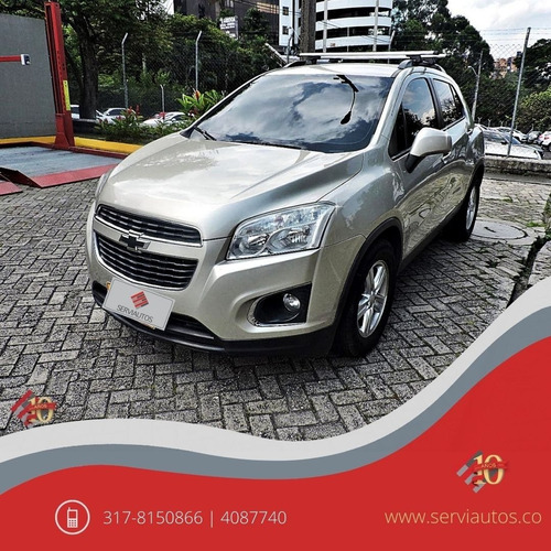 Chevrolet Tracker Ls At 1.8 2013