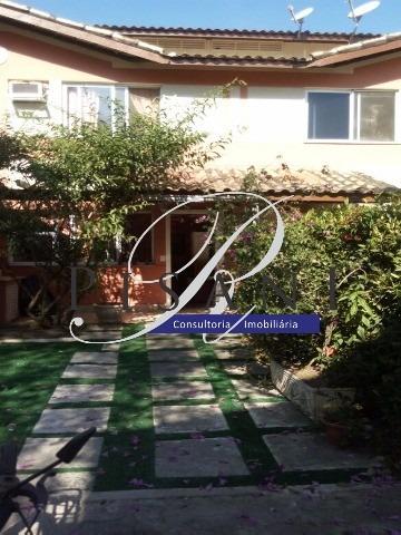 Casa Residencial Em Rio De Janeiro - Rj, Vargem Grande - Ca00375
