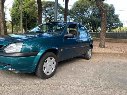 Ford Fiesta 2001 1.6 Lx