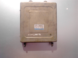 Ecu Mitsubishi Space Wagon Glx De Motor, Años 92 Hasta 98.