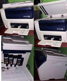 Multifuncional Xerox Workcenter 6015