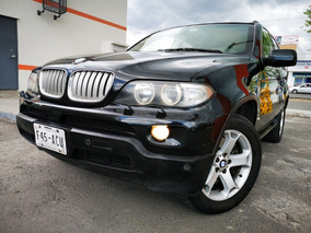 Bmw X5 V8 Blindaje 4 2006 Autos Puebla