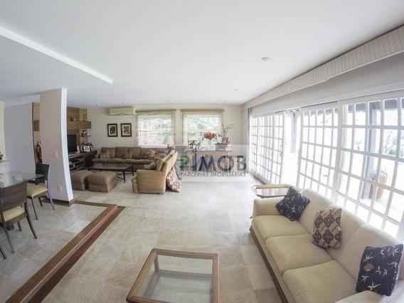 Casa Santa Mariana - Barra Da Tijuca - Ca0075