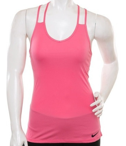 Musculosa Deportiva Nike Mujer Dri-fit Slim Support Training