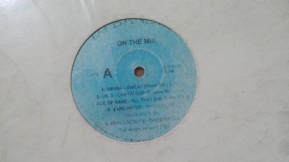 Dj Bandon On The Mix Lp Vinilo Usa Laferrere-ba