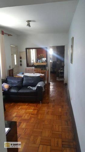 Casa Térrea 2 Dormitórios À Venda, 62 M² Por R$ 466.000 - Vila Campo Grande - São Paulo/sp - Ca0507