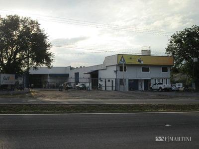Barracão Comercial Para Locação, Campestre, Piracicaba. - Ba0145