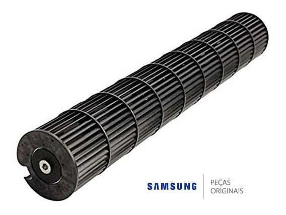 Turbina Ar Condicionado Samsung 9000 E 12000 Btus 60x9,4 Cm