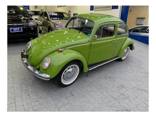 Imagem 1 de 14 de Volkswagen Fusca 1.3 8v Gasolina 2p Manual
