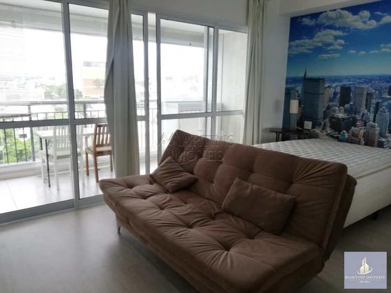 In Design Residence | Apto 48 M² Mobiliado | 7247 - A7247