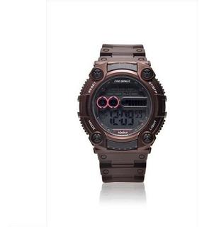 Reloj Pro Space Hombre Digital Psh0054 -dir-5h Sumergible