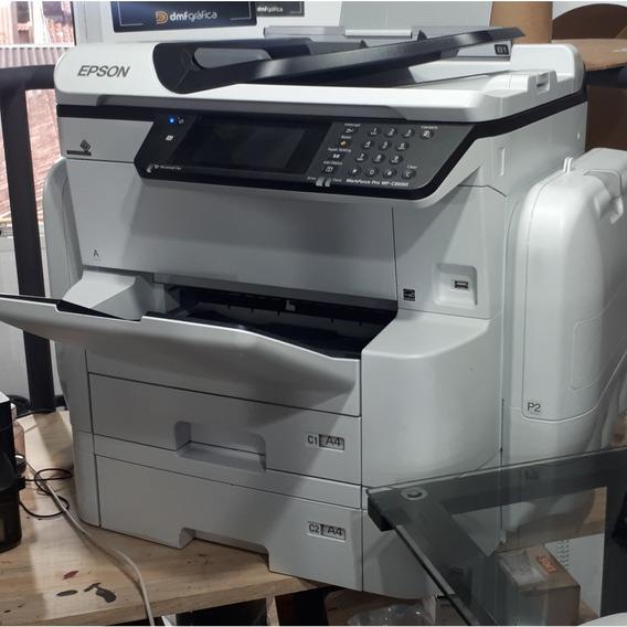 Impressora Epson C869r A3 Colorida Cópia\impressão Seminova