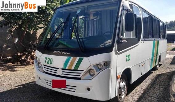 Micro Ônibus Rodoviário Comil Piá - Ano 2011 - Johnnybus