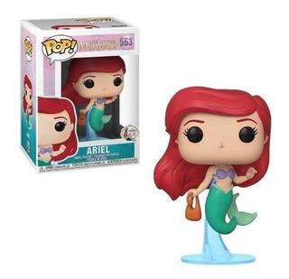 Muñeco Funko Pop Ariel 563 La Sirenita Disney Original