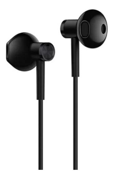 Fone de ouvido Xiaomi Mi Dual Driver black