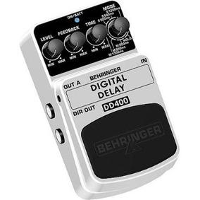 Pedal Behringer Dd400 Digital Delay