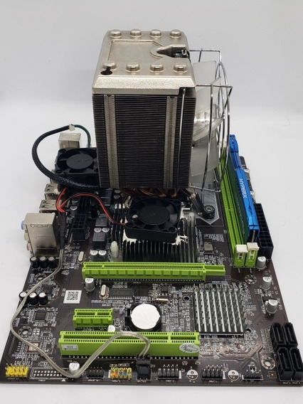 Kit X58 Lga 1136 Xeon W3690 8gb + Cooler Intel Performance