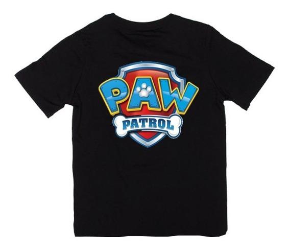 Remeras Paw Patrol |de Hoy No Pasa|