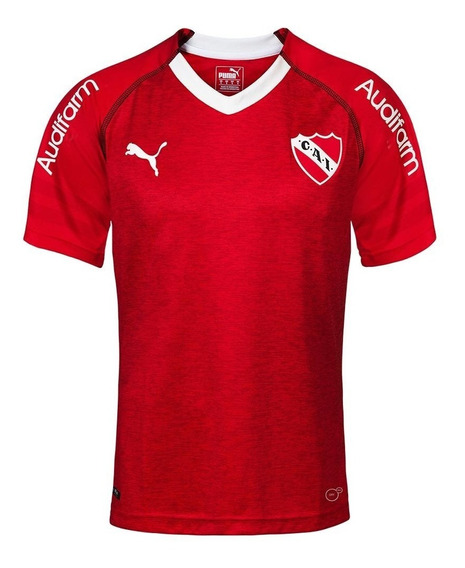 Camiseta Independiente Titular Roja 2018 Puma Oficial