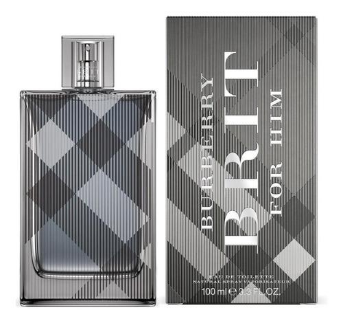 Perfume Original Burberry Brit For Him - mL a $1549
