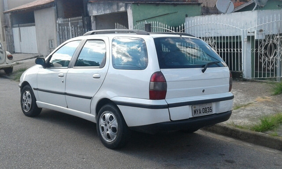 Fiat Palio Weekend 2000 1.6 16v Stile 5p