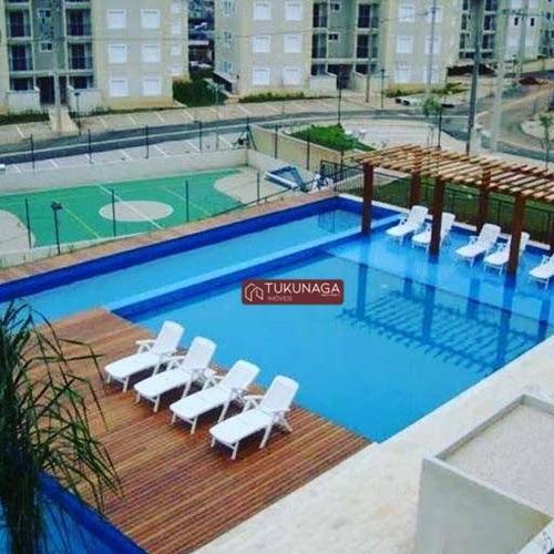 Apartamento Com 2 Dormitórios, 48 M² - Venda Por R$ 240.000,00 Ou Aluguel Por R$ 850,00/mês - Jardim Angélica - Guarulhos/sp - Ap5099