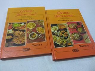 Cocina Internacional De Elena Ocampo Tomo 1 Y 2