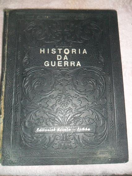 Livro História Da Guerra (1939 - 45) 3 Vols