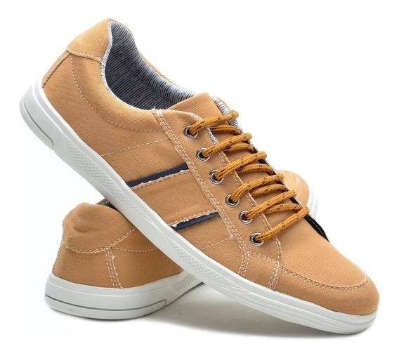 Sapatenis Tênis Sapato Casual Masculino