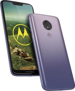 Celular Motorola Moto G7 Power Xt1955 32gb 12mp Violet Usado