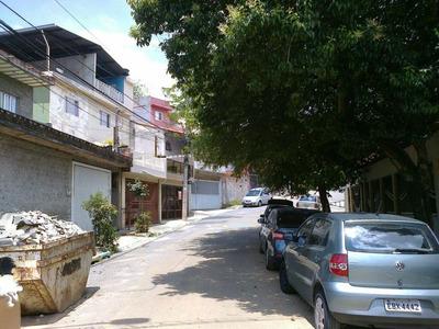 Sobrado Residencial À Venda, Cidade Antônio Estevão De Carvalho, São Paulo. - So11161