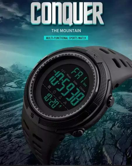 Relógio Digital Skmei Preto Modelo 1251