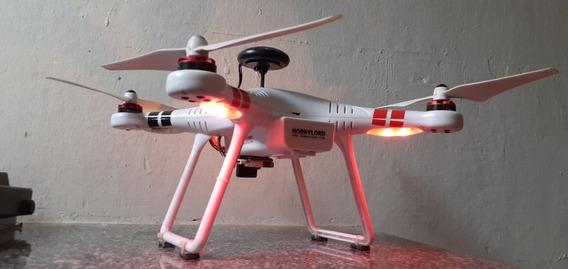 Drone Phantom X + Rádio Controle + Peças Para F450.