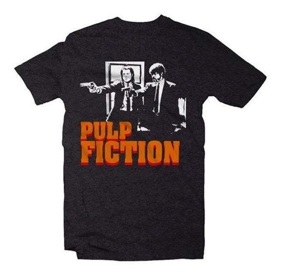 Playeras Pulp Fiction - 9 Diseños Disponibles