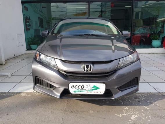 Honda City Dx 1.5 Cvt (flex) Flex Automático