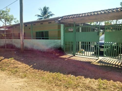 Casa No Jardim Umuarama, Em Itanhaém, Litoral Sul De Sp