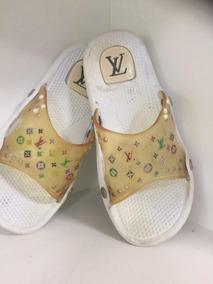 Sandália L Vuitton Original