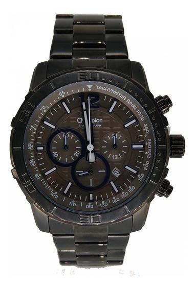 Relógio Champion Masculino Cronógrafo