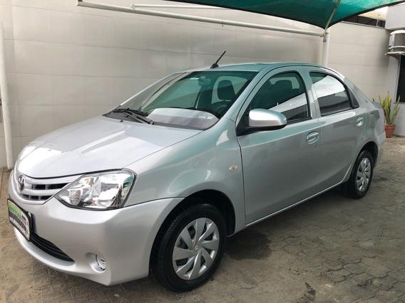 Toyota Etios 1.5 16v X Aut. 4p