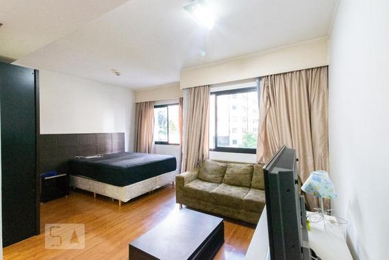 Apartamento À Venda - Moema, 1 Quarto, 27 - S893031665