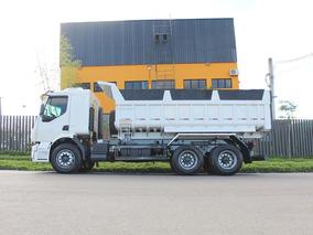 Truck Volvo Vm 270 2014 6x2 - Caçamba 10 Metros