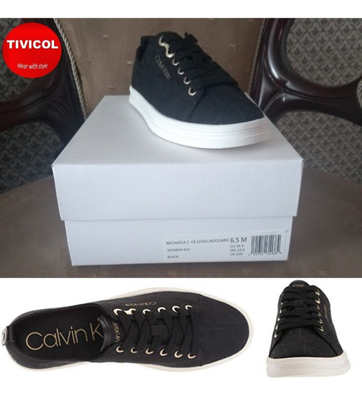 Zapatillas Dama Calvin Klein Michaela
