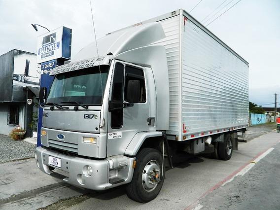 Ford Cargo 1317 2011 Baú 6,50 X 2,80 Gab. Semi-leito, 2°dono
