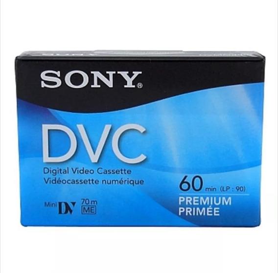 Fita Mini Dv Sony