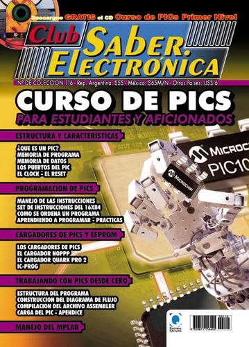 Colección Club Saber Electrónica