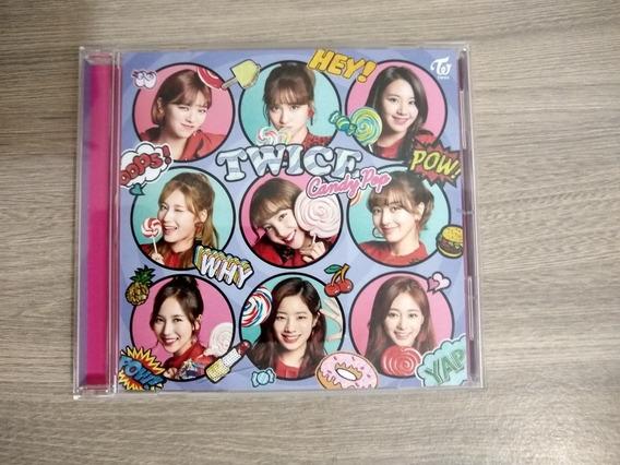 [frete Grátis] Twice - Candy Pop Regular Kpop Album